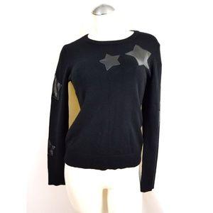 INC International Concepts Size XS Black Sweater
